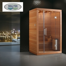 China Imports Cheapest Sauna Room Outdoor Toughened Glass Dry Sauna Room