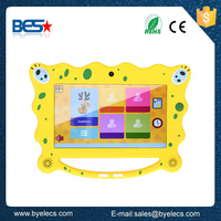 Made in china multi touch HD screen 7 inch 800x480 kids android tablet for kids