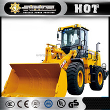 XCMG LW400KN 4 ton mini cheap wheel loader price/ Attachment of end front loader