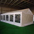 PVC or PE fabric winter dome canvas party tent