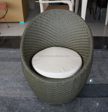 China Cheap peacock chair rattan