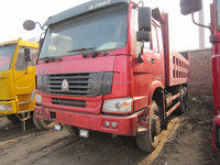 Howo Dump Truck 25T made in 2011 year 6X4 Model high quality trucks Howo Shacman Volvo brands Original parts dump trucks