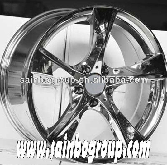 chrome paint for wheels 20611