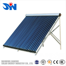 2018 hot selling U pipe vacuum tube solar collector, solar water heater parts
