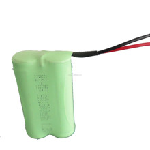 High quality Factory Price 2.4V 1800mAh NI-MH AA Rechargeable Battery Pack for LED light&RC toys&cordless phone &walkie talkies