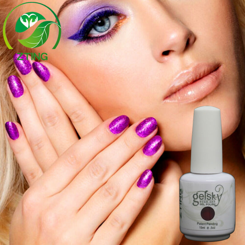 133 Colors Choosen Fast Delivery Nail oil, nail art design, uv nail gel