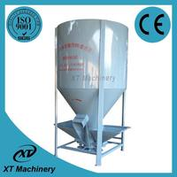 3kw 1000kg/h dairy farm sheep feed mixer machine