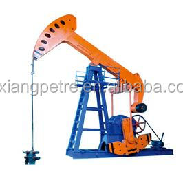 Oil field Downward bias barbell beam pumping units pump jack