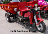 motor drived kiln factory low speed heavy loaded auto rickshaw