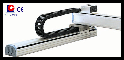 LD10 series flexible plastic cable tray