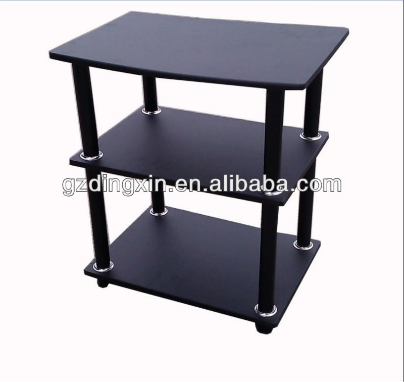 stainless steel tubes modern tv table (DX-BB2)