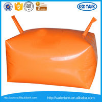 durable pvc biogas storage bag
