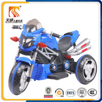 2016 hot sale cool design chinese chopper new pp plastic motorcycle for kids
