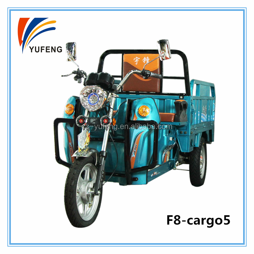 48V 1000W 3 wheel electirc cargo tricycle customize