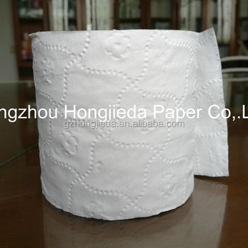 2ply Embossed Recycled Pulp Toilet Paper