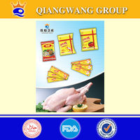 Qiangwang Group kosher chicken bouillon cubes , stock cubes
