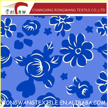 100% polyester printed fabric for bed sheet with different specification