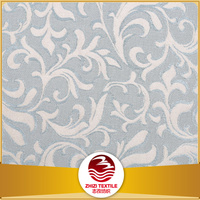Woven dyeing jacquard curtain fabric from 100% spun polyester fabric manufacturer