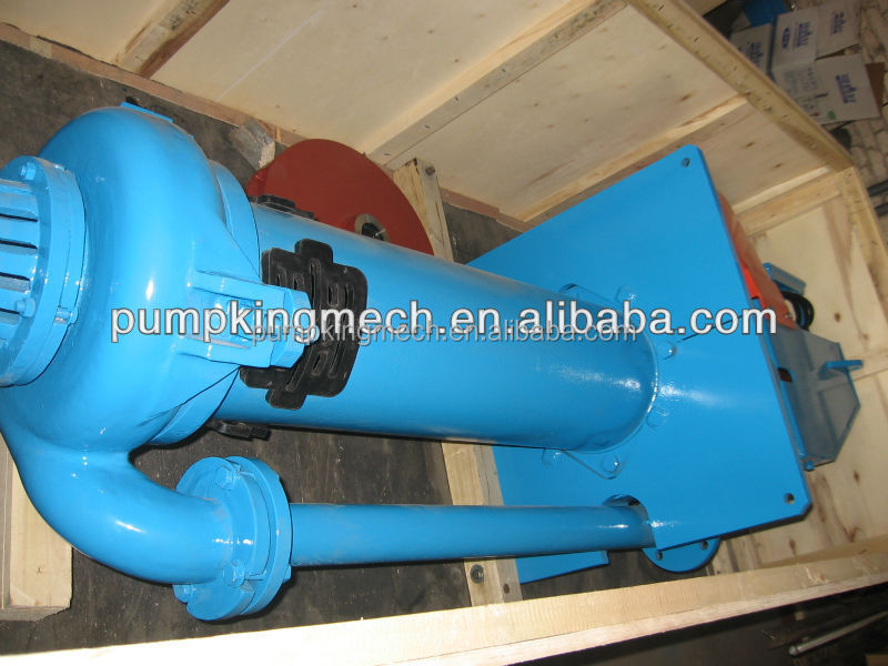 Factory price Centrifugal Mining Slurry Submerged Vertical Dewatering Pump