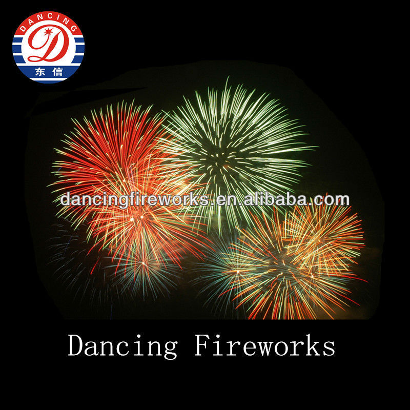 "Profeshional Fireworks 4"" Display Shell"