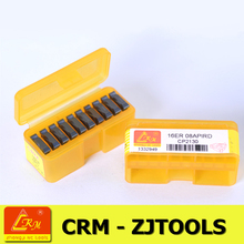 crmtools zjtools CP2130 indexable tungsten carbide threading turing tool holder insert