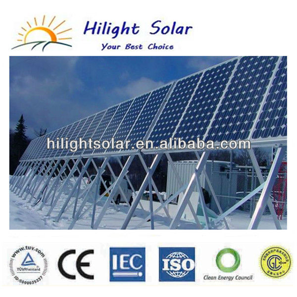 Hot Sale 300w Solar Panel made in China with TUV IEC CEC CE