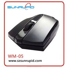 High Resolution Super Slim 3D Cheapest Optical RF Mouse 2.4G Wireless Mouse