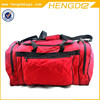 branded waterproof fashion red foldable travel bags for women