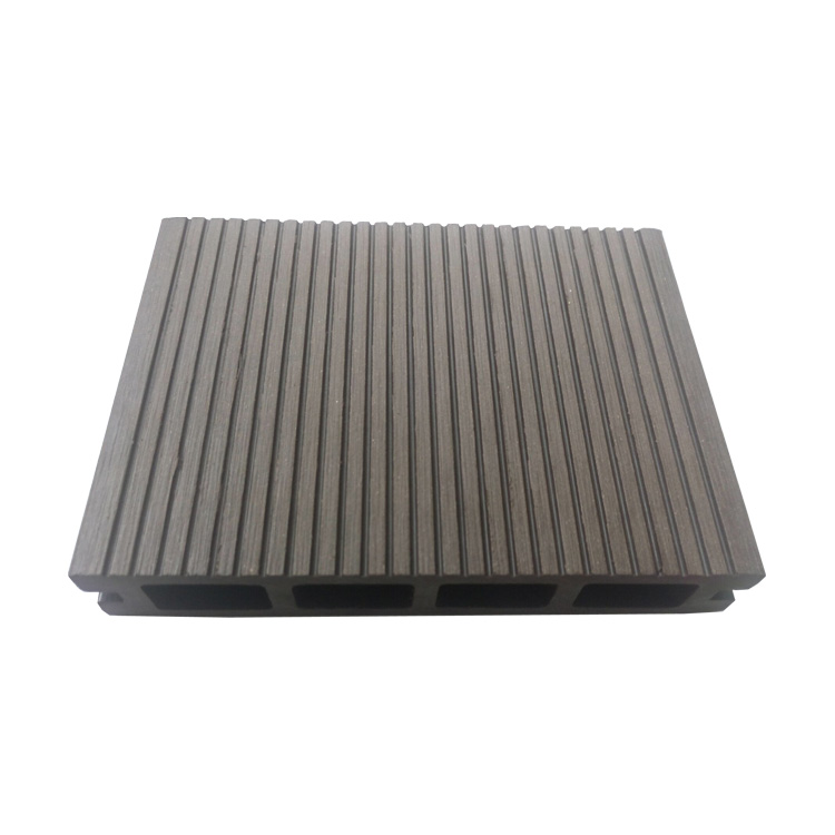 Waterproof wpc diy decking outdoor floor in China