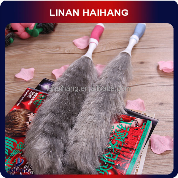China manufactury OEM microfiber useful hot sale hand shape cleaning duster