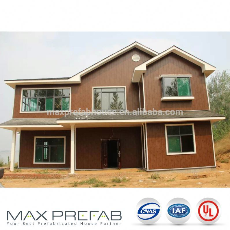 PV179 Preferential Price Sandwich Panel Prefab Yard House