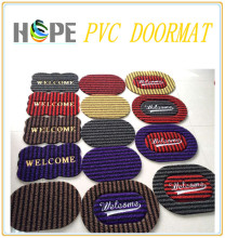 Universal rubber pvc car floor carpet/roll mat