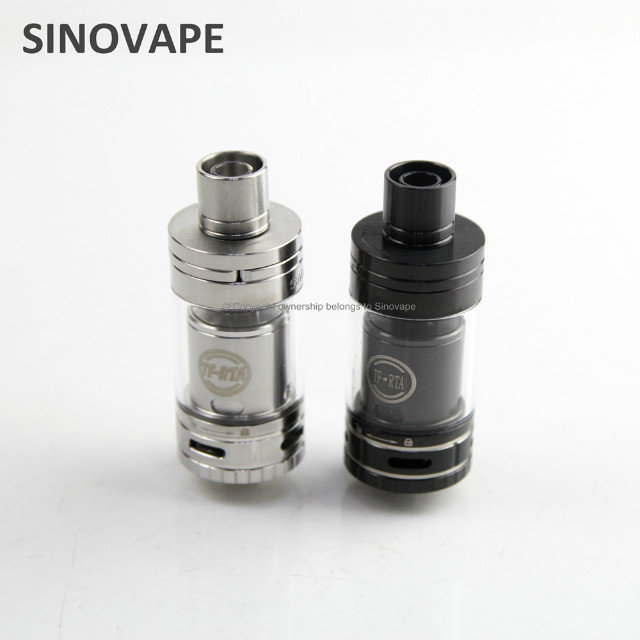 2016 Smoktech New Atomizer TF-RTA G4 Tank Stainless Steel, Black Smok TF RTA G4/G2 Tank smok stick one basic kit in stock