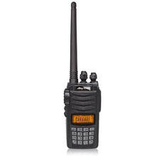 AT-518UVII Low price dual brand handheld radio with FCC, CE and ROHS