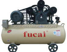 7.5kw 10hp 8bar Fusheng style low and high pressure air piston compressor