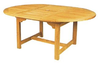 Oval ext table I