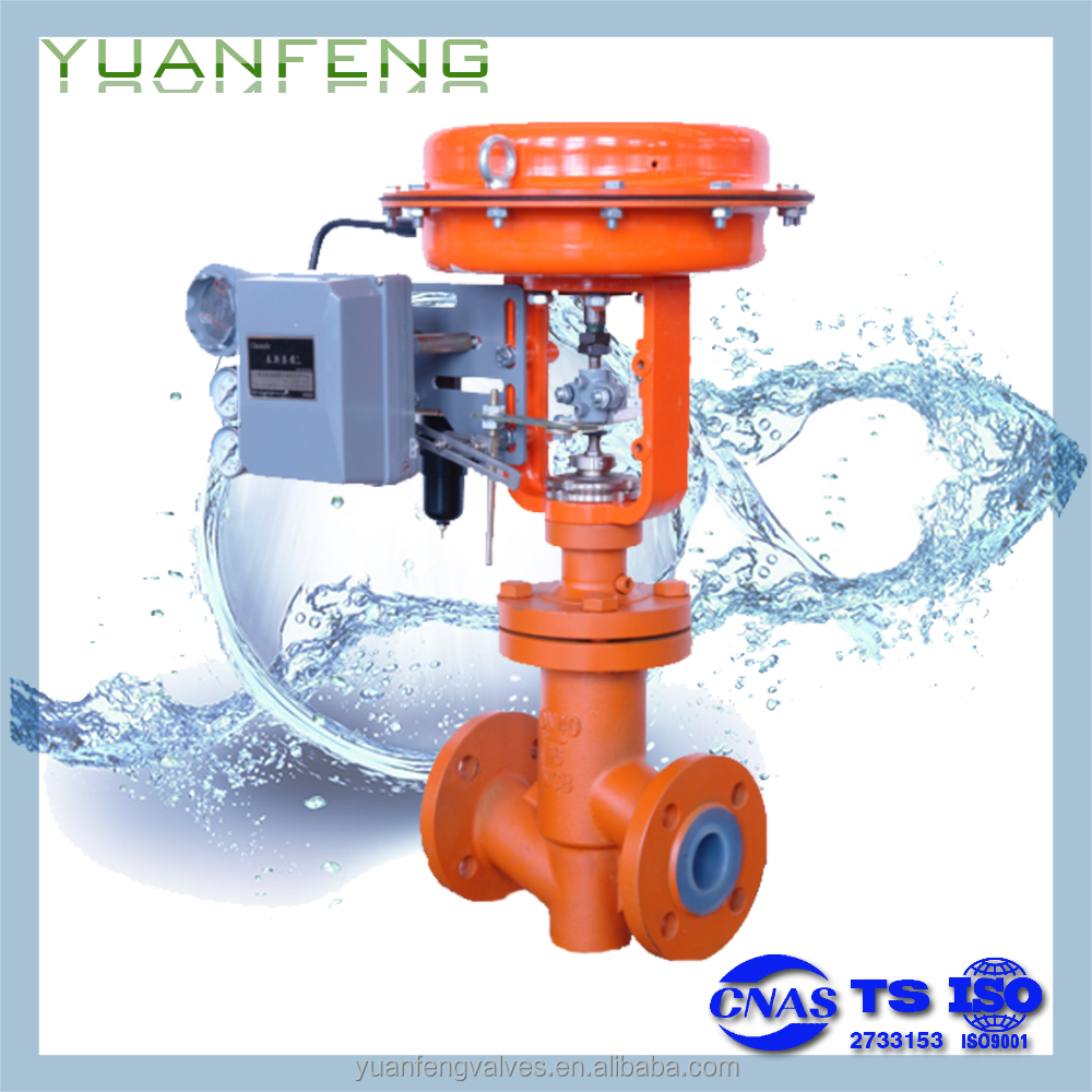 ZXPF REGULATOR Pneumatic Corrosion Resistant Two-way Regulating(Control) valve