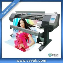 Cheap digital fabric printing machine