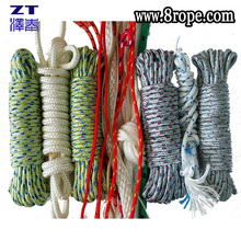 Zetai Polypropylene/polyethylene multifilament braided rope