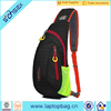 New Style Sport Single Strap Sling Backpack With Front Pocket Travel bag