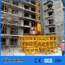 China 4 tons construction hoist lift material and person