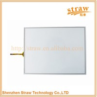 Shenzhen Supplier 8 Inch Industry Monitor Accessories 4 Wire Resistive Touch Screen