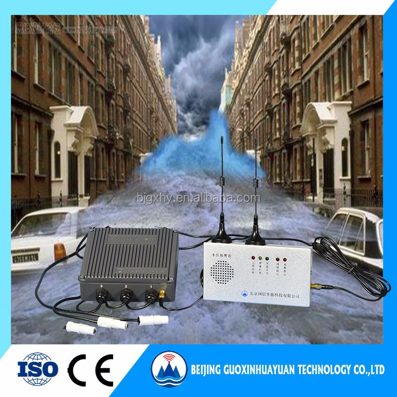 GSM wireless water level controller, wireless GSM remote monitoring alarm system