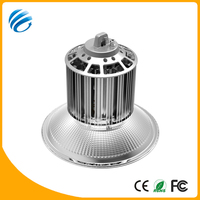High power 100w 150w 200w 300w aluminum cree meanwell industrial led high bay lightings 100lm/w