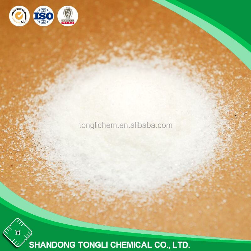 supply high viscosity polymers APAM anionic polyacrylamide Water well drilling