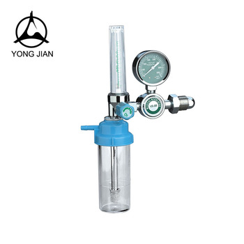Medical oxygen gas regulator produced in China