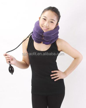 High Quality Air inflatable cervical collar neck support brace orthopedic neck traction