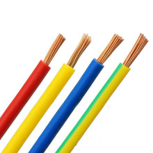 Stranded And Solid Copper Conductor PVC insulation 1.5mm electrical stranded wire cable