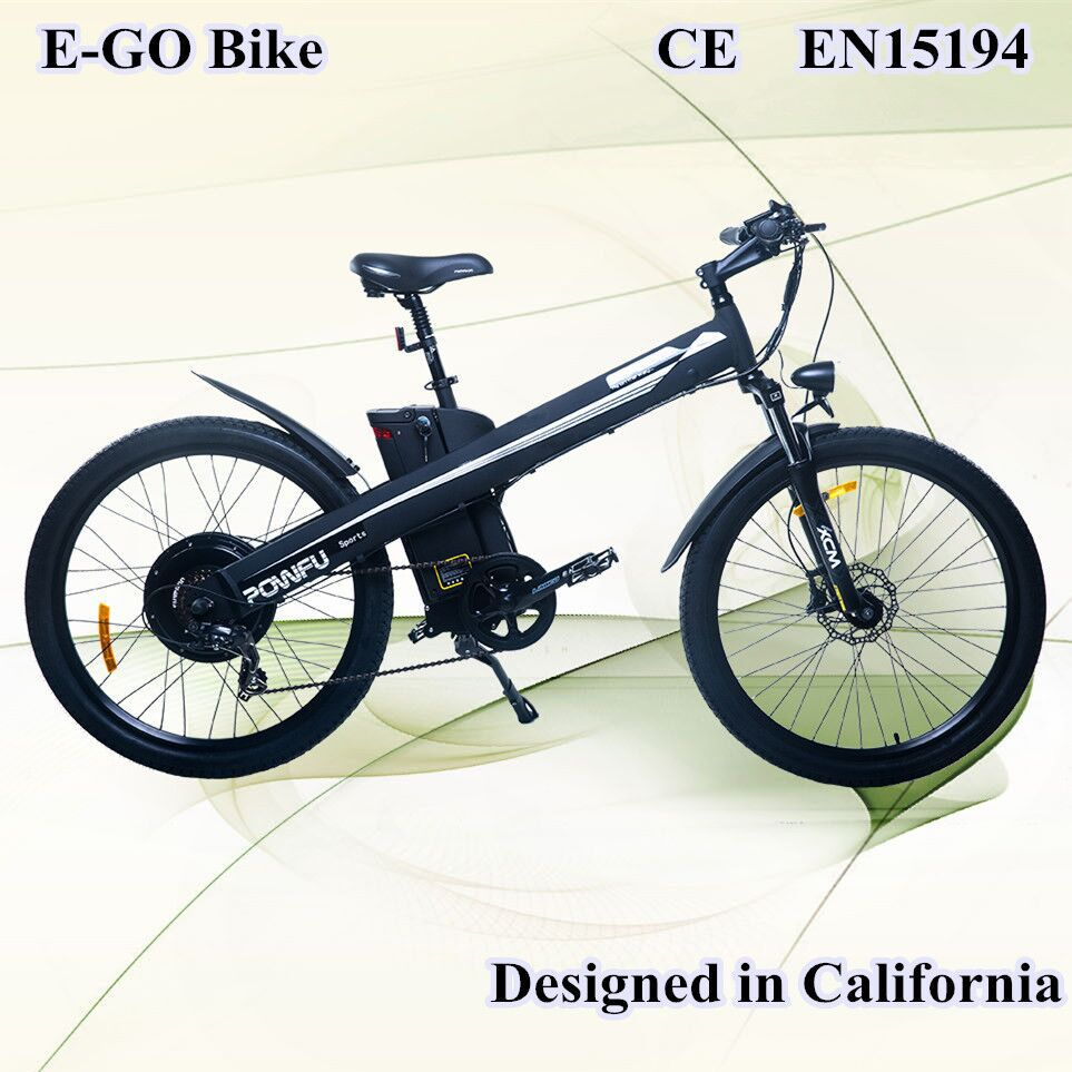 Seagull,electric two people cruiser electric bicycle 36v