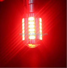 Red P21W 1157 BA15S LED Bulb 5730 SMD Car Light Auto